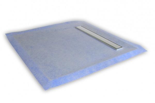 Duschboard mit Rinne 90×100cm