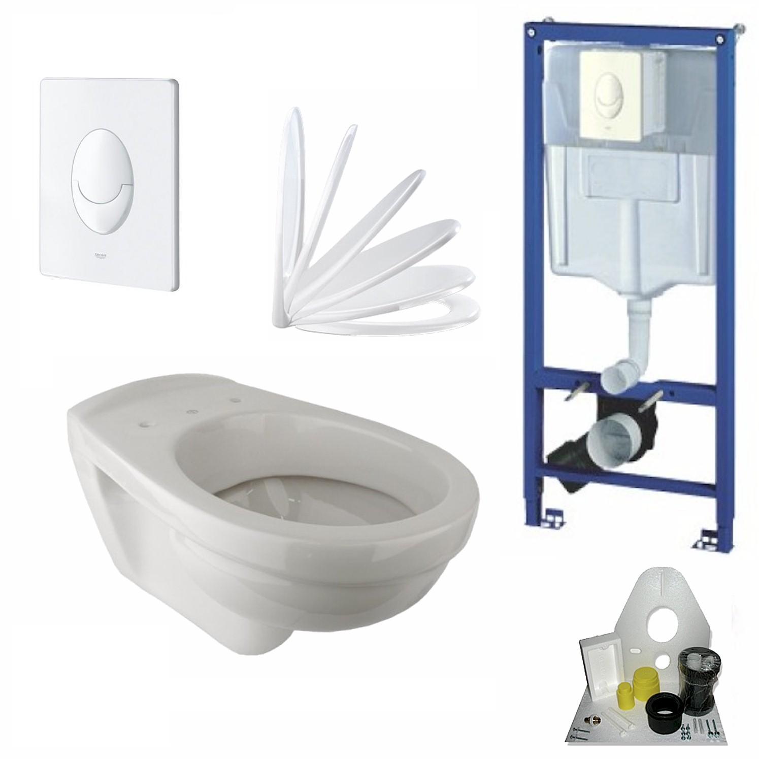 grohe rapid sl sp lkasten design wc dr ckerplatte wei wc sitz beschichtung. Black Bedroom Furniture Sets. Home Design Ideas