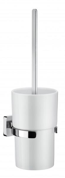 WC-Bürste mit Behälter ICE