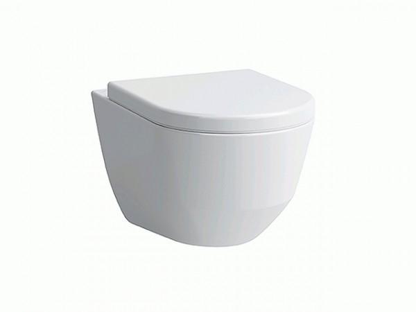Laufen Pro Wand-WC spülrandlos (rimless), Tiefspüler