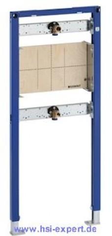 Duofix Bade-/Duschwanne, 112 cm, für UP-Armatur