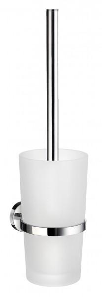 WC-Bürste mit mattem Glas HOME