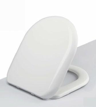 Universal WC Deckel HAGAN weiß, mit Absenkautomatik, abnehmbar