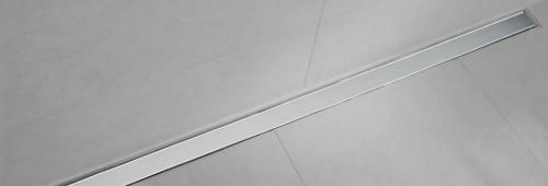 I-DRAIN Rost Plano 800 mm, Edelstahl matt