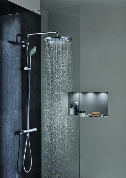 GROHE Euphoria XXL System 310 Duschsystem mit Thermostatbatterie für die Wandmontage