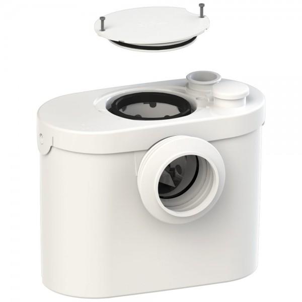 SFA SaniBroy UP WC-Hebeanlage 0001UP für Stand-WC und Waschtisch