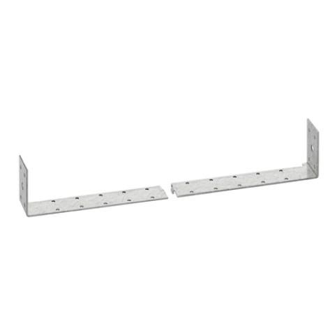Geberit Duofix Elementwinkel für Metallständer mit Abstand 50 - 57,5 cm