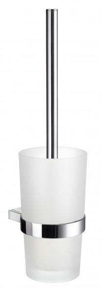 WC-Bürste mitt mattem Glas AIR