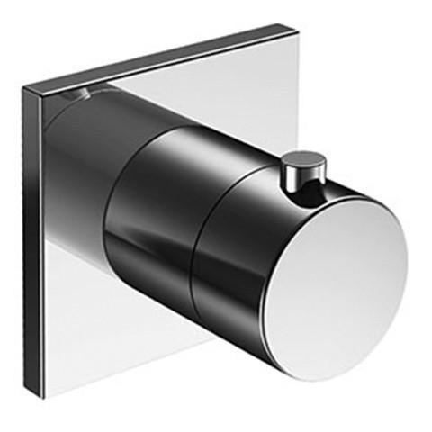 Keuco IXMO Thermostatarmatur für Dusche und Wanne, verchromt