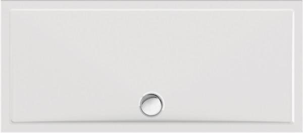 Rechteckduschwanne Alerio 170×75cm, weiß