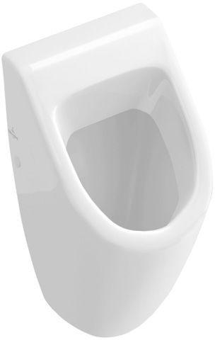 Villeroy & Boch Urinal SUBWAY, Zulauf verdeckt, weiß
