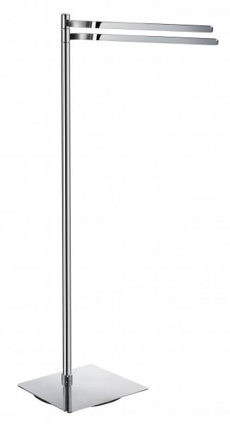 Badetuchhalter Standmodell 2-armig OUTLINE