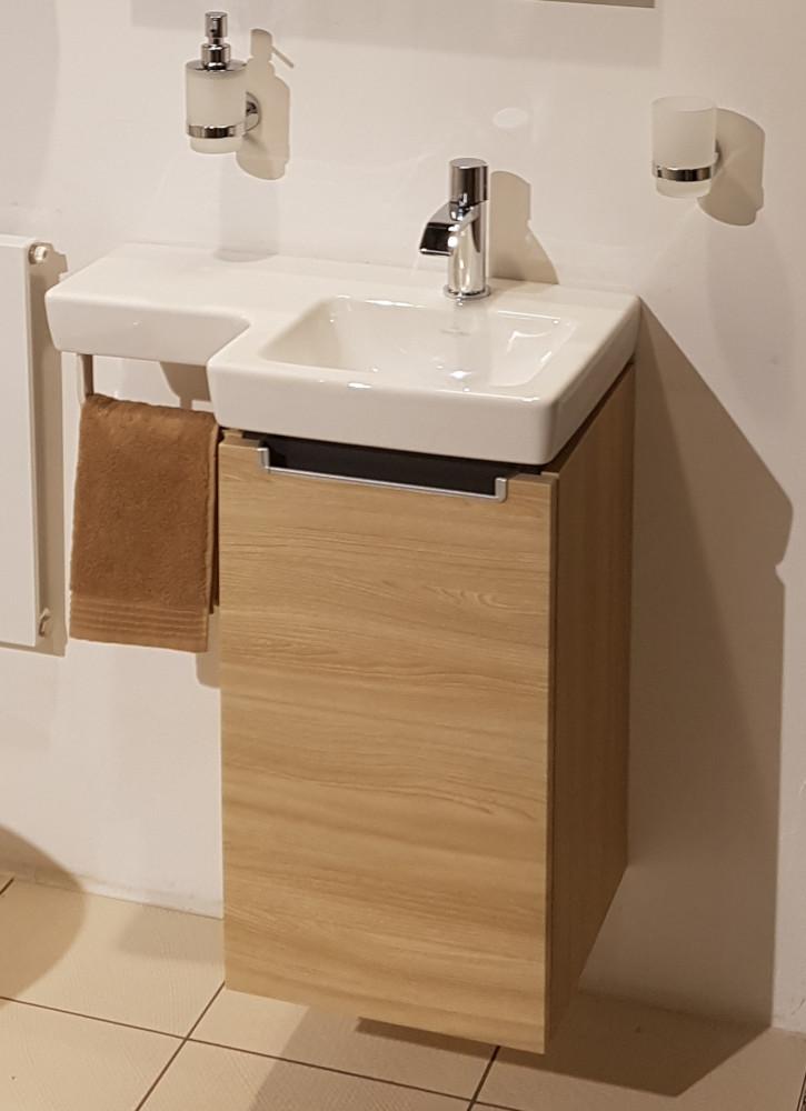 Waschtisch weiß Keramik optional 55 cm 60 cm und Lotus Top Hersteller
