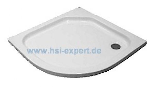 Ideal-Standard 80×80×8cm Viertelkreis Acryl-Duschwanne