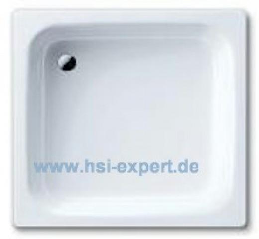 Kaldewei Stahl-Duschwanne 90×90×6,5cm