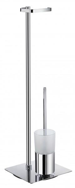 Toilettenpapierhalter Standmodell/WC-Bürste OUTLINE