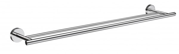 Doppelte Handtuchstange, L 648 mm HOME