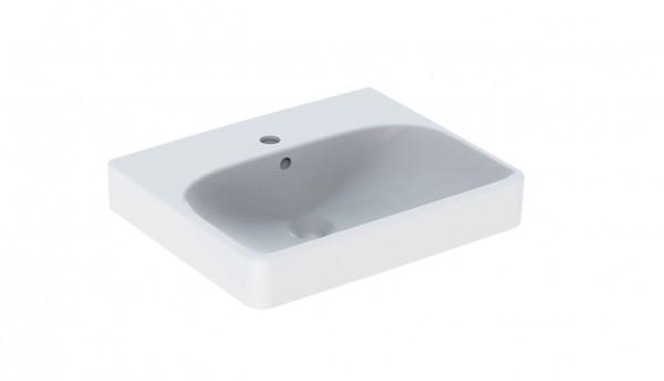 Geberit Smyle Square Handwaschbecken 50 cm inkl. Beschichtung