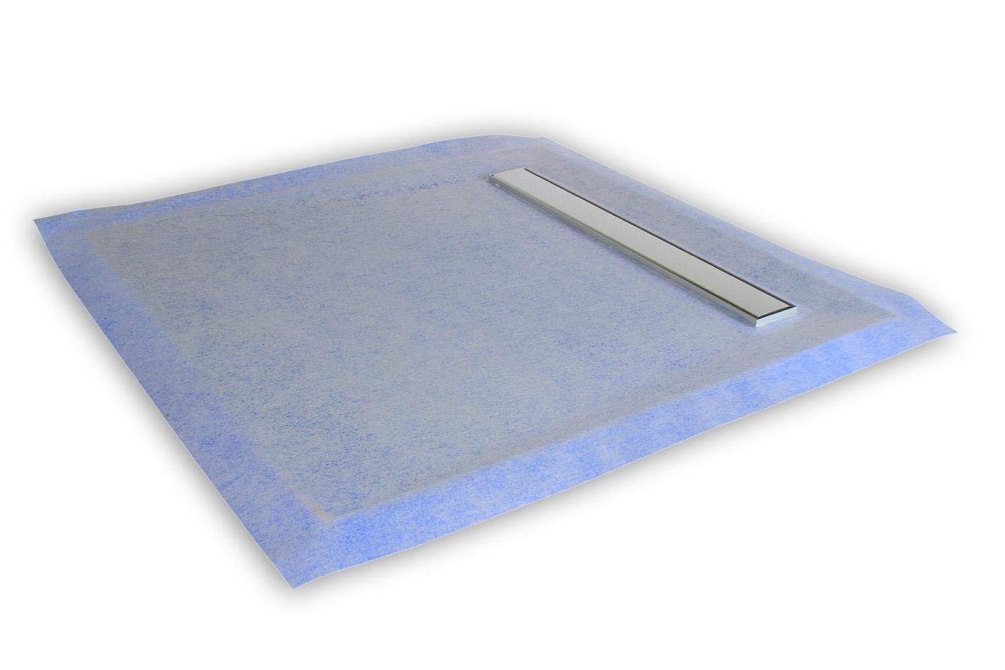 duschboard mit rinne 90 120cm duschelemente zum verfliesen duschwannen duschen. Black Bedroom Furniture Sets. Home Design Ideas