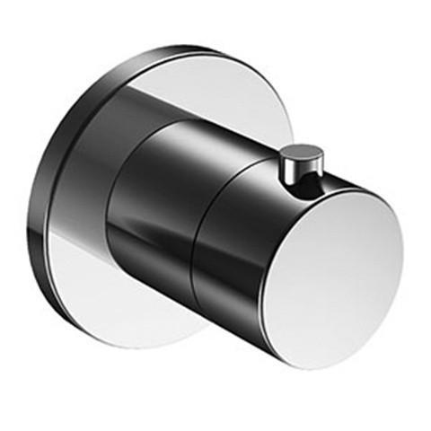 Keuco IXMO Thermostatarmatur Unterputz, rund, verchromt