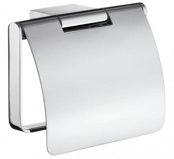 Toilettenpapierhalter mit Deckel AIR