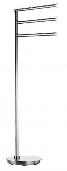 Badetuchhalter Standmodell, 3-armig OUTLINE LITE