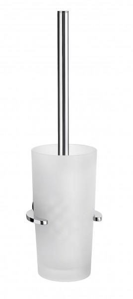 WC-Bürste mit mattem Glas LOFT