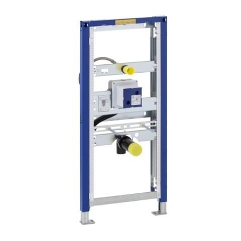 Duofix Urinal Universal, 112 - 130 cm, für verdeckte Urinalsteuerung (VS)