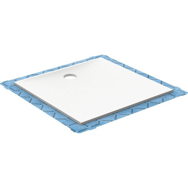 Geberit Setaplano Duschfläche 90 × 90 cm