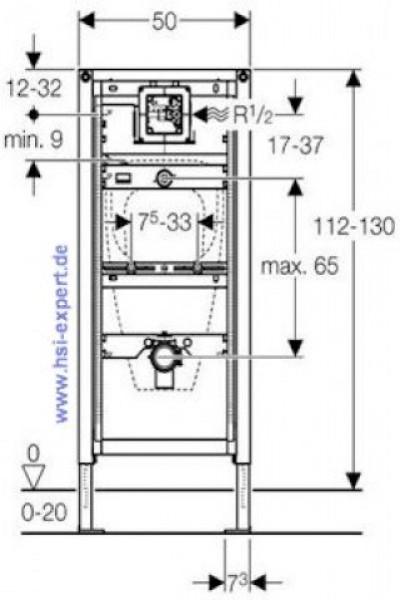 geberit duofix urinal vorwandelement abdeckung ablauf dusche. Black Bedroom Furniture Sets. Home Design Ideas