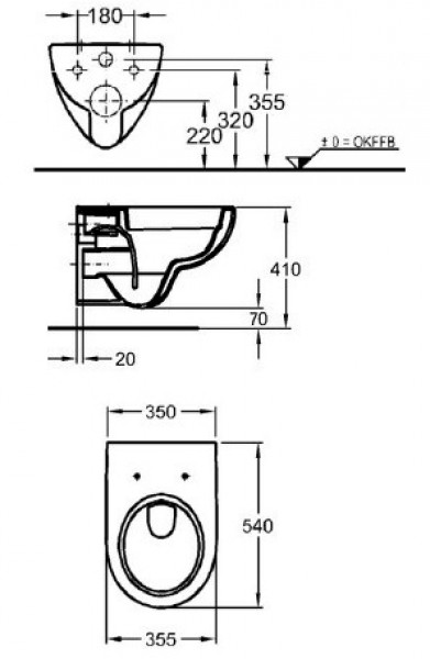 keramag renova nr 1 rimfree mir deckel softclose hsi expert. Black Bedroom Furniture Sets. Home Design Ideas